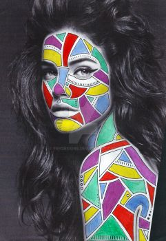 Woman in Color by frydesigns