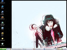 My Desktop by Alexx-x3