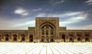 HERAT MOSQUE 2 by ISMAILEREN