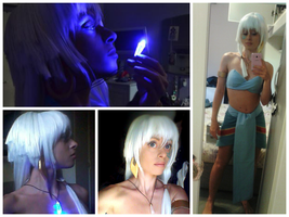 Kida-ready for the photoset!!! by Lady-Ragdoll