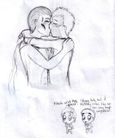 More Than Just Bromance by frecleface