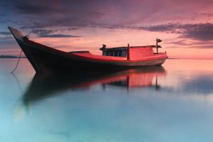 Wonderful Boat by SatriyoTeguh