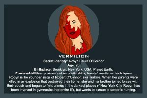 The Raiders: Vermilion by Silvre