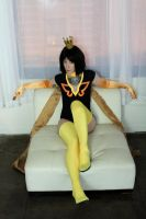 Dr. Mrs. The Monarch Cosplay 3 by Mistress-Zelda