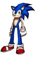 Sonic is here... Speed is up by GalvanizationX