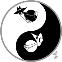 Yin And Yang by Goldy--Gry