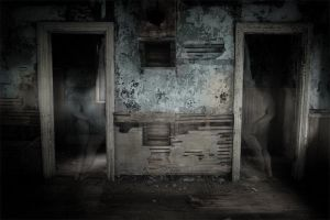 Two Ghosts by gvbrown