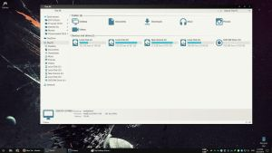 My desktop 2016 by Salarbonyadi