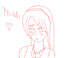 Mido Sketch by IgnisSorceress