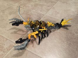 Bionicle crustacean by Brickgenius27