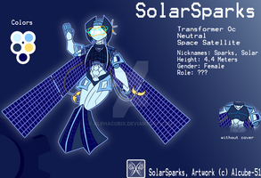 TFOC SolarSparks Reference by Alcube51