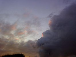 Cloud formation by Addsy