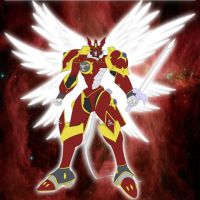 Dukemon Crimson Mode by dgk3593