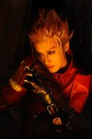Vash Stanpede_TRIGUN by AMPLE-COSPLAY