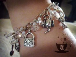 mary poppins charm bracelet by Tariray