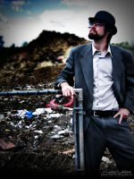 Suits in a Landfill - 005 by PxRxSxRx
