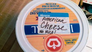 American Cheese No Mice! by BigMac1212