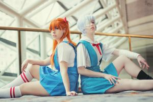 Evangelion I by EnchantedCupcake