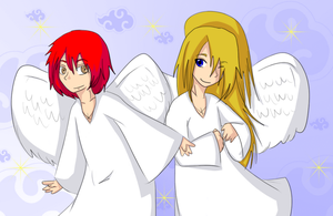 sweet artist angles :request: by akatsuki123me