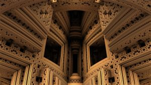Menger Cathedral by HalTenny