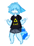 -sarcastic jazz paws- by Bl00kitty