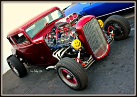 Hot Rod II by StallionDesigns