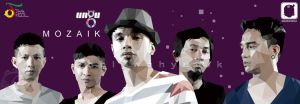 UNGU IN WPAP ALBUM MOZAIK BY OBIY SHINICHI ART by obiyshinichiart