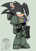 Comm: Space Marine Kaiis by Sandwich-Anomaly