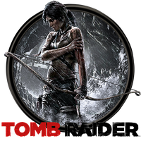Tomb Raider 2013 Dock Icon version 2 by OutlawNinja