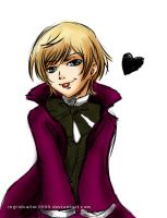 Alois_Fanservice by ingridsailor2009