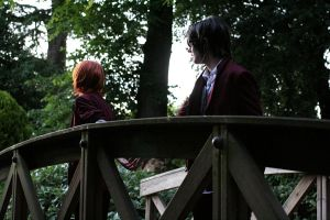 Young Sarumi Shoot - XLVIII by the-xiii-hour