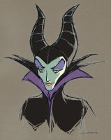 Maleficent by voya