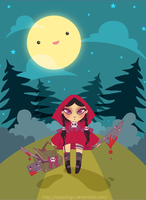 Little Red Riding Hood by Kaosshojo