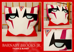 Barnaby Hero Pillow by FlairtotheSky