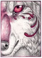 ACEO -Pink- by CrescentMoon