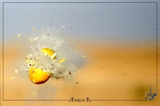 Explosion by AMROU-A