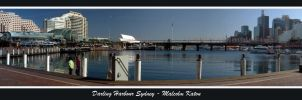 Darling Harbour Sydney by FireflyPhotosAust