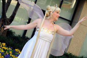 Neo Queen Serenity by popecerebus