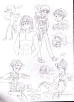 more Regular Show humanized by M4DH4ttey266