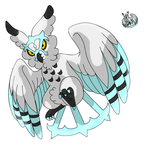 Fakemon: Iciclaw by Cyclone62