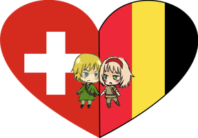 SwissBel Shimeji Heart by LadyAxis