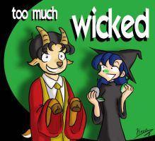 Too much wicked by Lil-R-Mena