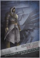 Assassin's poster (last one) by Barbeanicolas