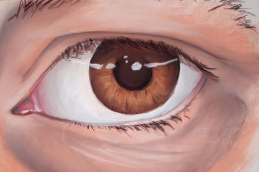 Practice: Eye by admiral-squee