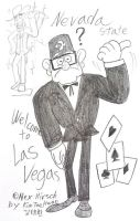 Stan and Nevada state. by komi114