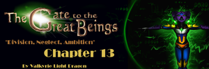 GTTGB - Division, Neglect, Ambition - Chapter 13 by JarODragon