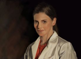 Molly Hooper by RussianVal