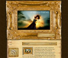 To Die For - wordpress theme by Loreleike