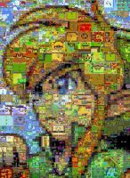 The Legend of Zelda Mosaic by Cornejo-Sanchez