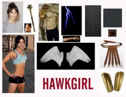 References for Hawkgirl by RogueStallion17